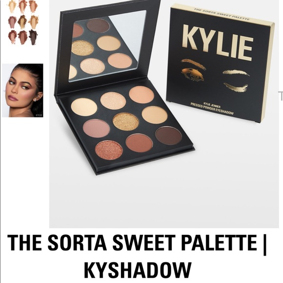 Kylie Cosmetics Other - The Sorta Sweet Eyeshadow Palette
